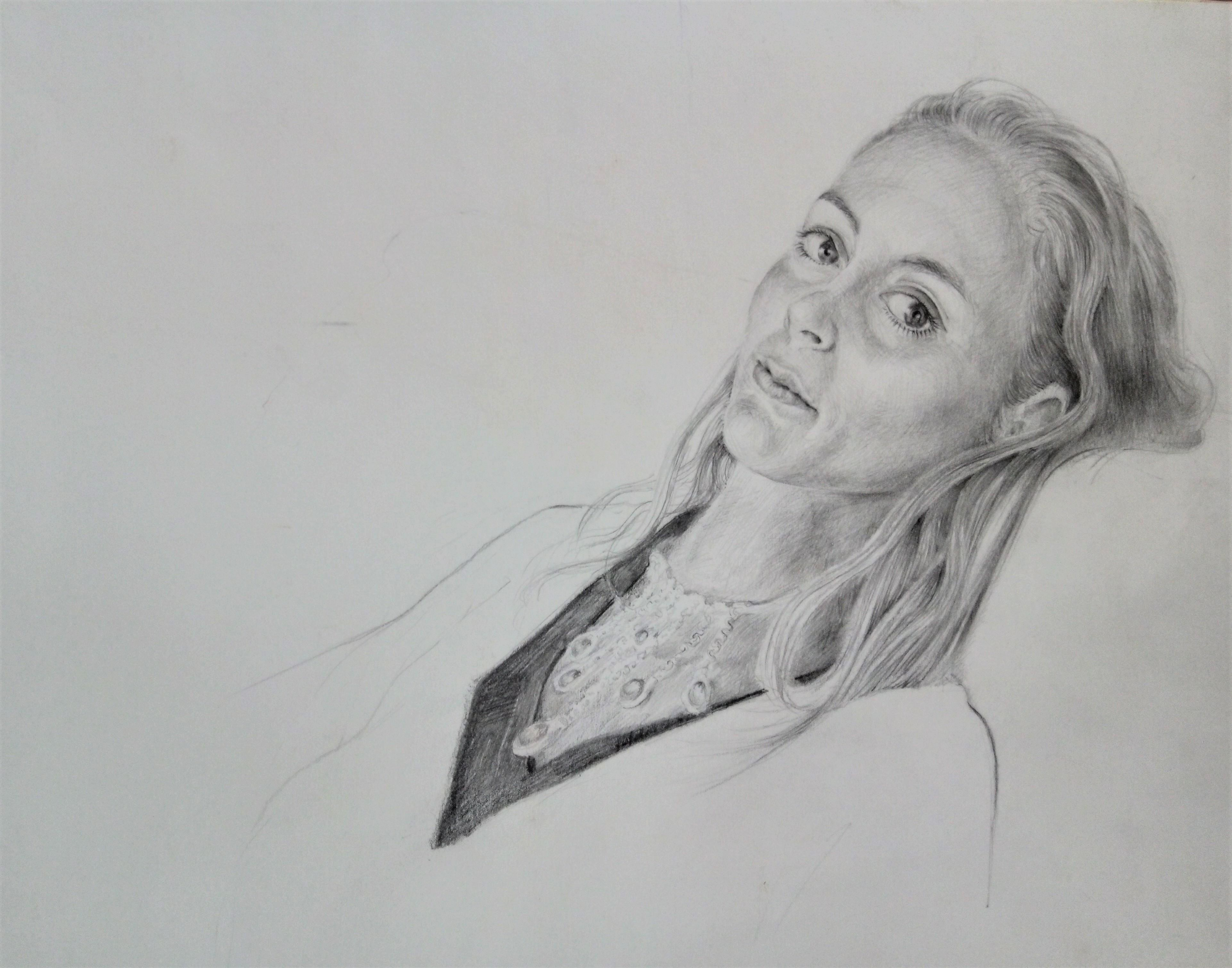 Livia Portrait Study